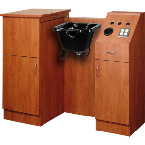 Hallmark Booth Unit (Sink not included) -